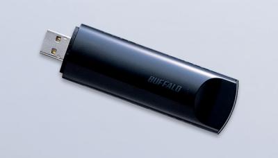 BUFFALOのWLI-UC-AG300N