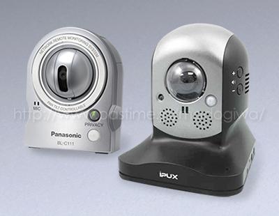 DiskStation+ネットワークカメラでNVR監視システム