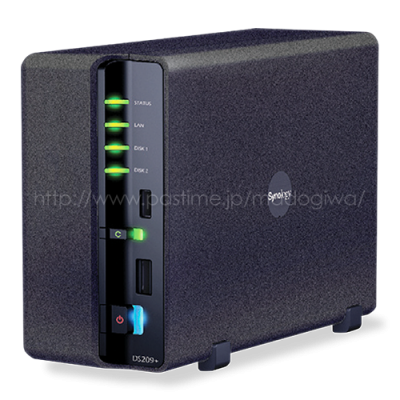 Synology DS209+